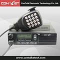Contalketech DMM80 UHF Analog and Digital Dual Mode Mobile DMR Radio