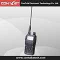 ContalkeTech Dual Band 2 Way Radio CTET-5810D UHF 400-480MHz and VHF 136-174MHz