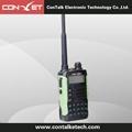 ContalkeTech UHF and VHF Dual Band 8W long range  2 Way Radio CTET-5870D DTMF