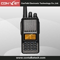 ContalkeTech Dual Band 2 Way Radio CTET-5820D UHF 400-480MHz and VHF 136-174MHz