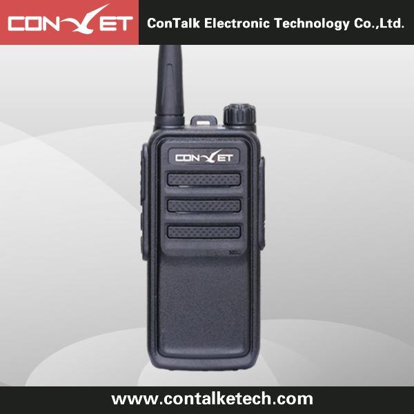 ContalkeTech 2 Way Radio 2W/3W CTET-2620 UHF 400-480MHz 16 CH CTCSS/DCS VOX TOT