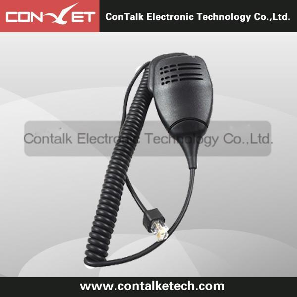 Professional walkie talkie speaker microphone for Motorola CB Radio EM200 EM400