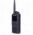 ContalkeTech Dual Band Tier II DMR/Analog Digital Radio 136-174MHz and 400-520MH