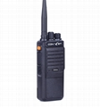 ContalkeTech Dual Band Tier II DMR/Analog Digital Radio 136-174MHz and 400-520MH