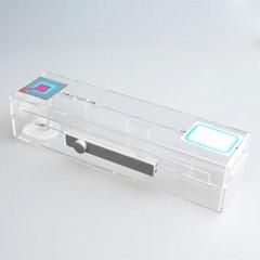 Toothpaste safer box EAS security acrylic box