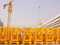 high quality 8t luffing tower crane