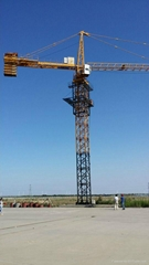 48m jib length 4t tower crane