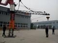 high quality inner climbing tower crane