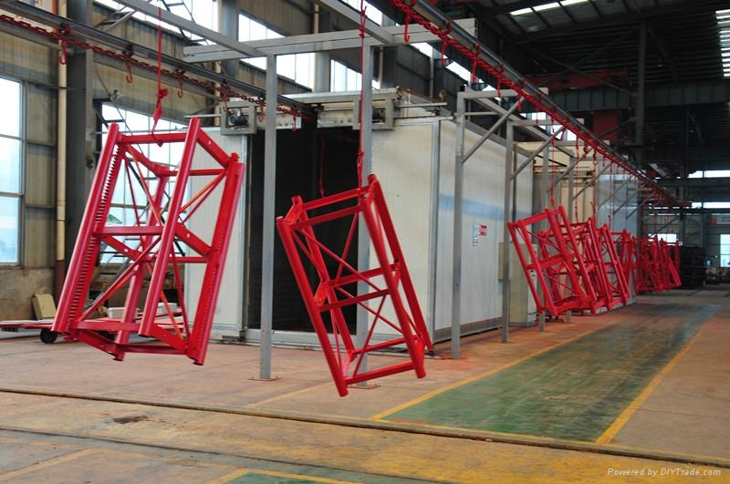 2t construction elevator, construction lifter 5