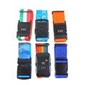 travel combination luggage strap