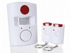 Wireless Remote Controlled Alarm BA 105
