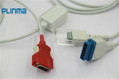 Masimo 20P-DB9F spo2 adapter cable spo2 extension cable