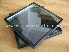 tempered Insulating glass for curtain wall