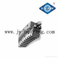 hot double-row ball slewing bearing supply