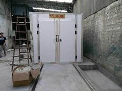 广州厂家供应高温烤漆房