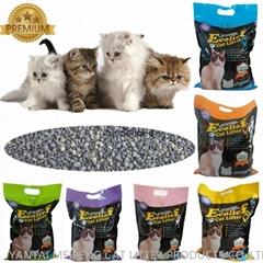 long term supply cat litter bentonite cat sand