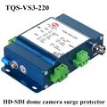 HD-SDI dome camera surge protector