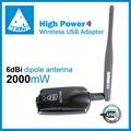 2000mW 6dbi antenna RT3070 wireless usb
