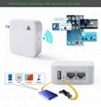 Portable wall plug  wifi repeater 4