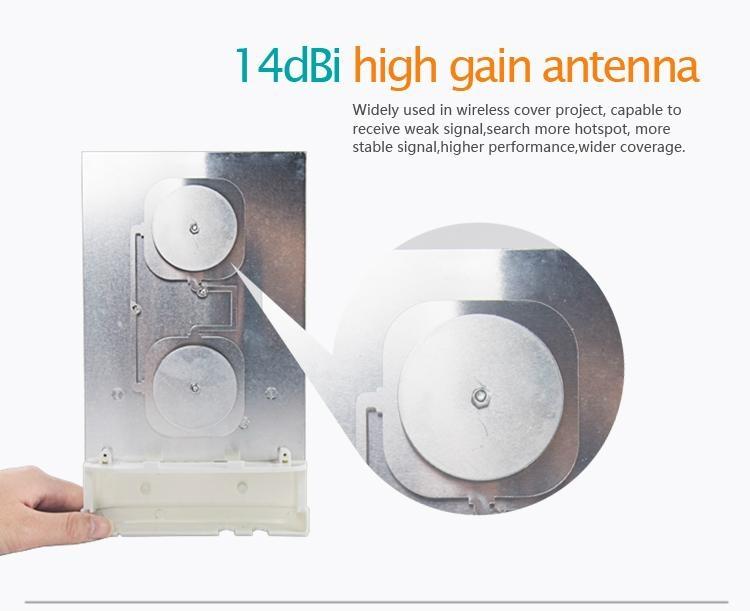 Outdoor wireless CPE long range 3km 3