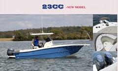 OCEANIA 23CC海釣艇