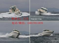 北海潿洲島途達遊艇OCEANIA 32WA釣魚艇