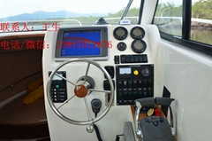 青島威海OCEANIA 32WA釣魚艇 海釣艇廠家直銷