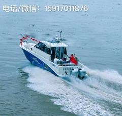 36尺钓鱼艇,OCEANIA 36WA游钓艇,途达游艇