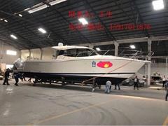 西班牙品牌OCEANIA 45WA豪華釣魚艇 游釣艇