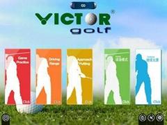 供應專業室內高爾夫VICTOR