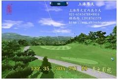杭州室內模擬高爾夫VICTOR豪華型