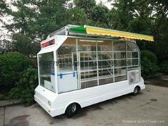 供应四轮电动社区服务车
