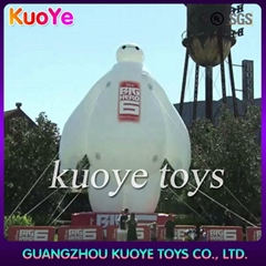 inflatable baymax model
