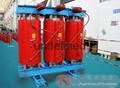 供應三相幹式變壓器SCB10-