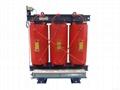 供應三相整流 隔離干式變壓器SCB10-250KVA 電力  2