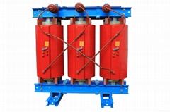 供應三相整流 隔離干式變壓器SCB10-250KVA 電力