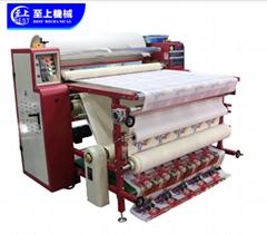 Hot Sale Mini Roller Heat Transfer Machine