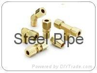 Brass Flat Bar & Rod