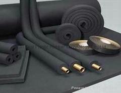 NBR/nitrile foam insulation pipe