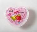 80g assorted natural flavor yogurt fruit
