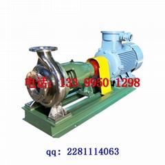 CYB型不鏽鋼防爆沖壓化工泵