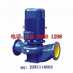 ISG系列单级单吸立式管道离心泵