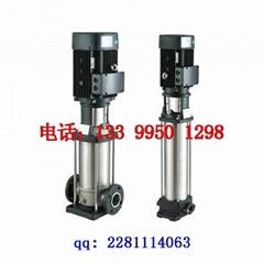 CDLF型立式不鏽鋼多級泵
