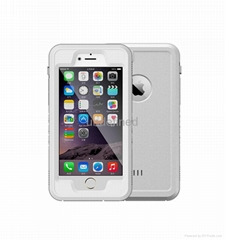 Shockproof Dirtproof Full Sealed Case Cover for Apple iPhone 6/6s 4.7 inch