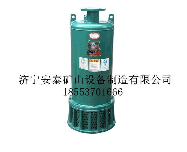 BQS系列矿用隔爆型排污排沙潜水电泵 1
