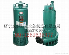 扬程100米流量10排污潜水电泵