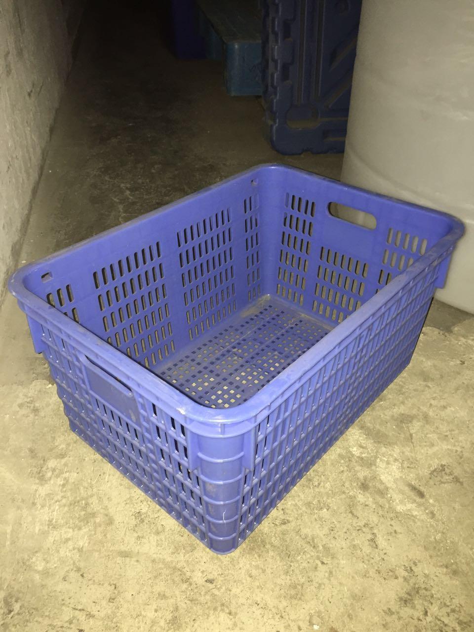 雅安塑料食品箱 4