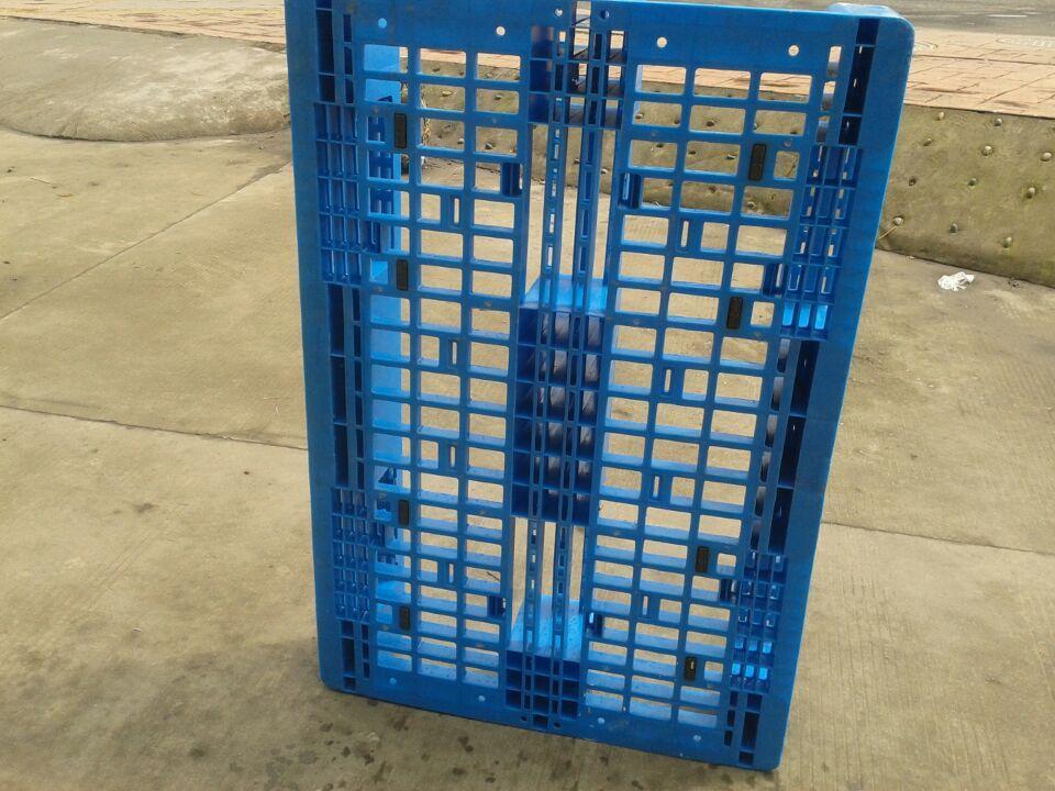瀘州全新料塑料托盤塑料箱塑料筐 2