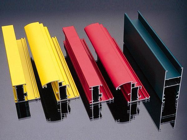 供應建築鋁型材 1