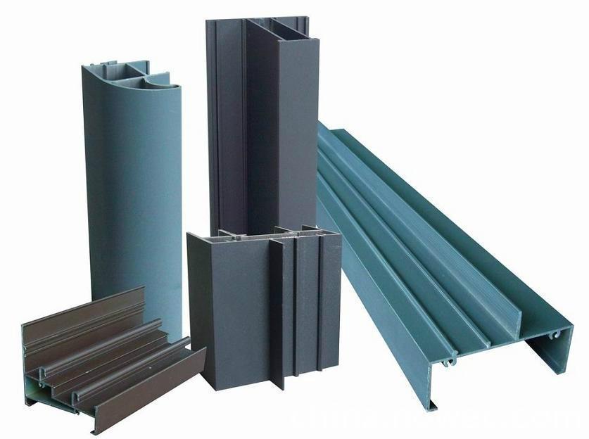 供應電泳表面處理鋁型材 4